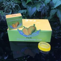 สบู่มะม่วง Glutathione Mango Soap (Set box for a dozen)