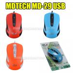 MD-29 MD-TECH Mouse Optical USB