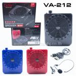 CEFLER VA-212 วิทยุ+ลำโพงพกพา bluetooth