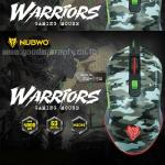 NM-59 WARRTORS NUBWO GAMING MOUSE