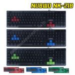 NK-21B NUBWO KEYBOARD USB