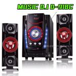 D-918C Speaker MUSIC D.J. BLUETOOTH FM/KA/MIC