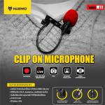 M11 NUBWO CLIP ON Microphone