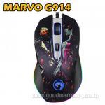 G914 BLACK MARVO GAMING MOUSE