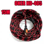 HD-405 OKER Cable HDMI/HDMI 15m. packet