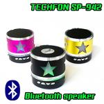 SP-942 TECHFON SPEAKER BLUETOOTH USB/TFCARD