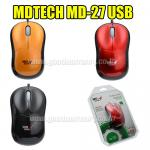 MD-27 MD-TECH Mouse Optical USB