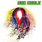 AUX CABLE STER M/M สายเชือกคละสี