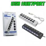 HUB USB 7 PORT + ADAPTER