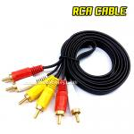 RCA3 -RCA3 CABLE 5M