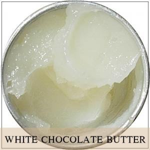 WHITE CHOCOLATE BUTTER