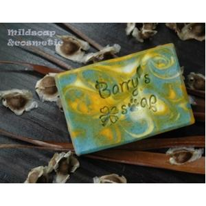 BERRY SOAP STAMP 3.4 x 4 CM.