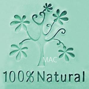 100 % LEELAWANDEE SOAP STAMP 4.2 X 4.2 CM.
