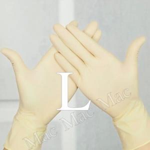 ถุงมือแพทย์ (ยางธรรมชาติ) 5 คู่ ขนาด L