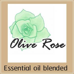OLIVE ROSE น้ำมันหอมระเหยผสม