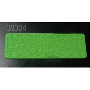พิมพ์ซิลิโคนลายแกะสลัก GM004