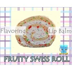 FRUITY SWISS ROLL FLAVOR กลิ่น สวิสโรลผลไม้