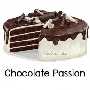 Chocolate passion หัวน้ำหอม ชอคโกแลต แพชชั่น