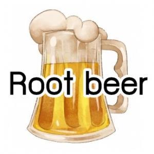 ROOT BEER หัวน้ำหอม รูทเบียร์