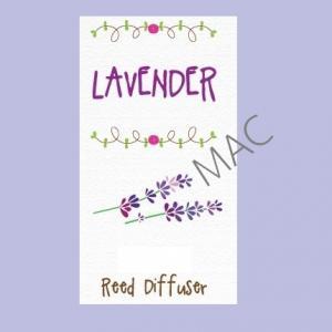 LAVENDER DIFFUSION OIL ลาเวนเดอร์ รีด โน๊ต/ สีม่วงอ่อน