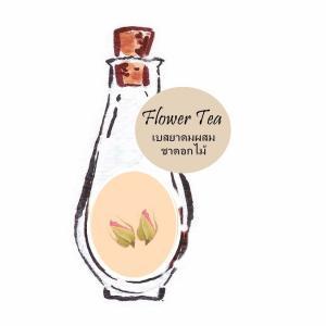 ชุดทำยาดม ผสม น้ำมันชาดอกไม้(สีส้มอ่อน)