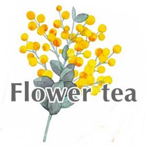 FLOWER TEA น้ำมันหอมระเหยผสม ชาดอกไม้