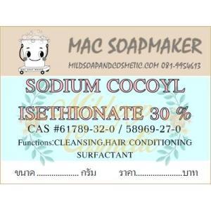 SODIUM COCOYL ISETHIONATE 30 %