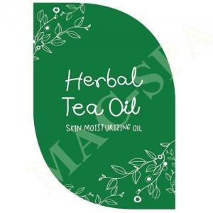 HERBAL TEA SEED OIL BASEเบสน้ำมันเมล็ดชา-สมุนไพร 120 -500 มล.