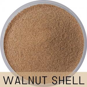 WALNUT SHELL POWDER ผงเปลือกวอลนัท(เม็ดกลม)