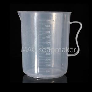 ถ้วยตวงพลาสติก PP ขนาด 1000 มิลลิลิตร