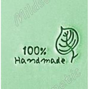 100% HANDMADE LEAF ART 4.2 x 4.2 CM.