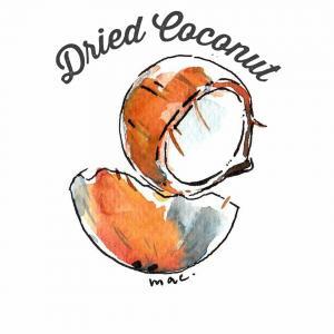 COCONUT FRUIT POWDER ผงเนื้อมะพร้าว(บดหยาบ)