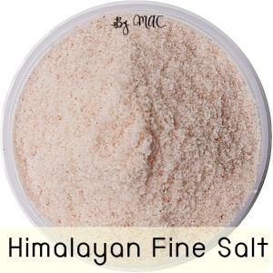 HIMALAYAN FINE SALT เกลือละเอียดหิมาลายันสีชมพู
