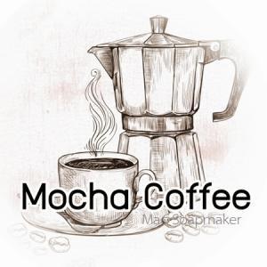 Mocha coffee หัวน้ำหอม กาฟมอคค่า