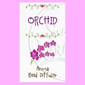 ORCHID DIFFUSION OIL 30 - 200 ML