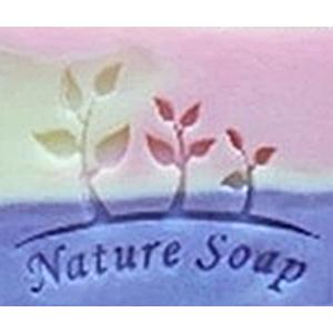 ATURAL YOUNG SOAP STAMP 3.7 X 4.7 CM.