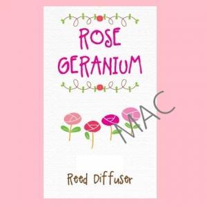 ROSE REED NOTE/สีแดง/Floral Love note/ใช้ปรับอากาศให้หอมสดชื่น