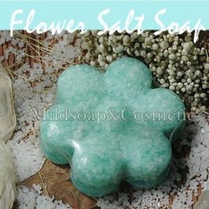 ชุดสบู่ใส SALT FLOWER ดอกเกลือ + PEPPERMINT ดอกเกลือ 1300 กรัม