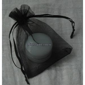 ถุงผ้าไหมสีดำ 9 x 12 ซม.