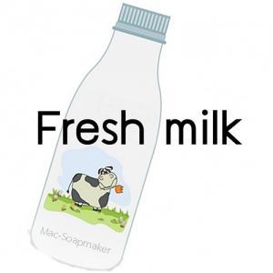 FRESH MILK หัวน้ำหอม นมสด