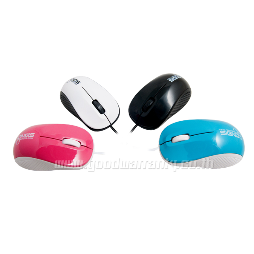 MO-250 1000Dpi SIGNO OP/USB MOUSE