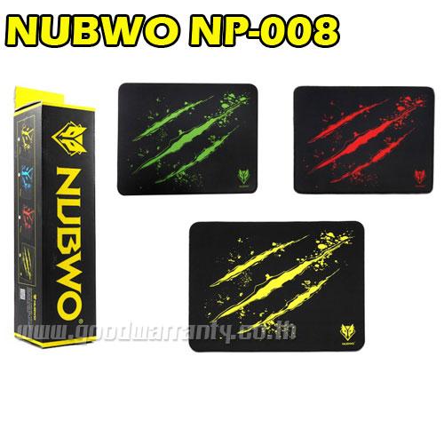 NP-008 NUBWO MOUSEPAD GAMING