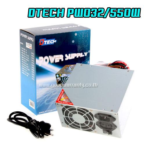 PW032 DTECH POWER 550W