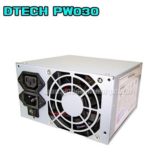 PW030 DTECH POWER 450W 24PIN SATA/IDEX2 BOX