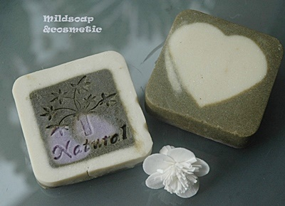 NATURE TREE SOAP STAMP 5 X 5 CM.