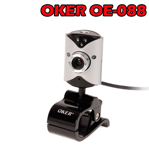 OE-088 OKER PC CAMERA 10MP+INFARATE