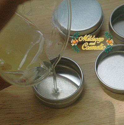 COCO NUDE LIP CARE BASE ชุดทำโคโค่นู้ดลิปแคร์ไม่มีสีและน้ำหอม