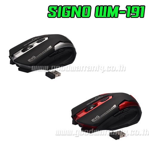 WM-191 Signo Wireless Mouse 2.4G