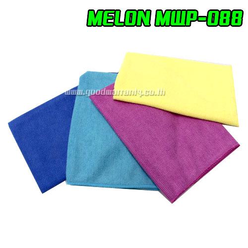 MELON MWP-088 40x40cm MICROFIBER CLOTH ผ้าใยไมโครไฟเบอร์