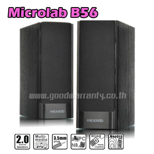 B56 MICROLAB SPEAKER USB